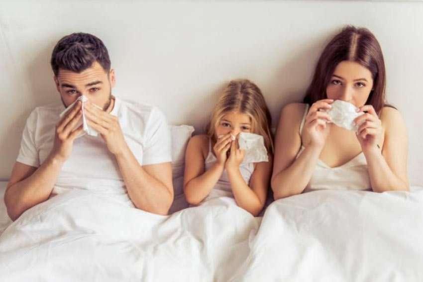 Erkältung: Wichtige Fragen