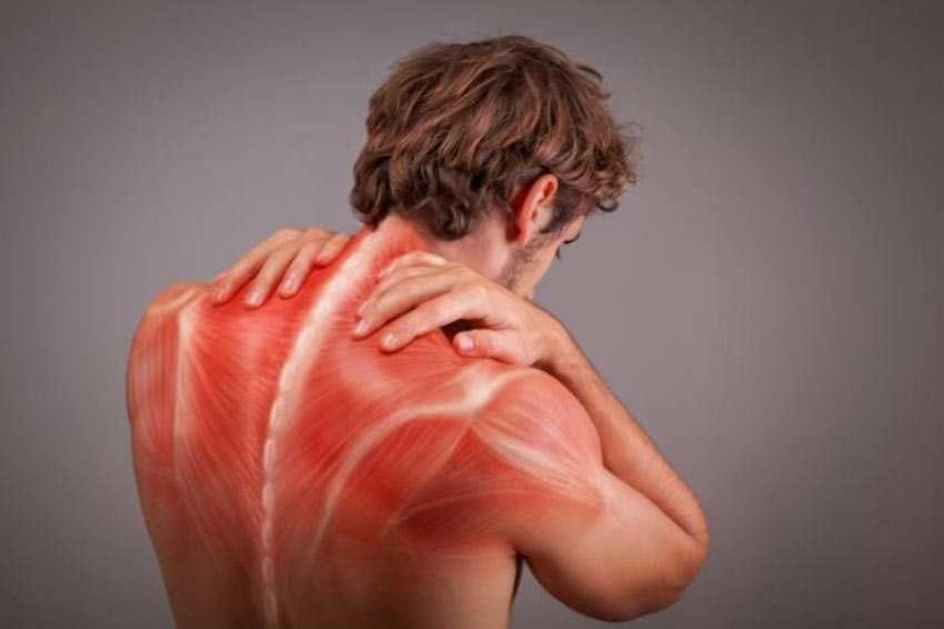 Muskelschmerzen: Verspannungen als Auslöser